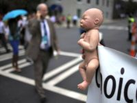 Pro-life display Reuters