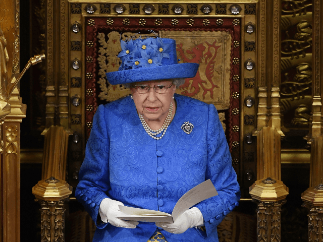 A Somber Queen's Speech Unveils A Brexit-Centric Agenda In The UK