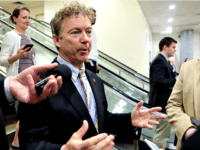 Rand Paul: Mueller Probe Becoming 'Very Very Partisan,' 'Witch Hunt'
