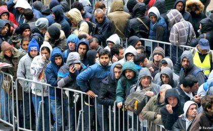 Refugees F. BenschReuters