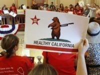 Rendon California death threats single-payer (Rich Pedroncelli / Associated Press)