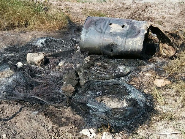 EXCLUSIVE: Mexican Cartel Incinerating Victims' Corpses near Texas Border
