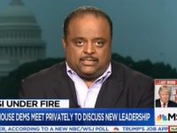 Roland Martin: Black People Are Tired of Being Democrats' 'Side Piece' and 'Political Sharecroppers'