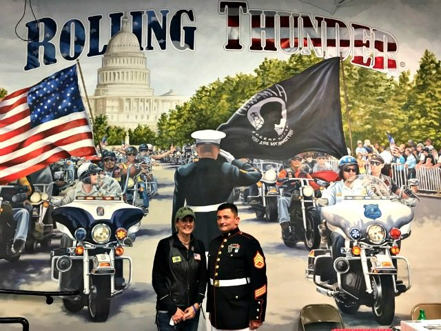 Rolling Thunder, Tenney