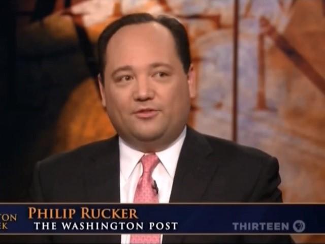 Report: Washington Post's Philip Rucker Burned 'Off-the-Record' Conversation with Trump's Secretary