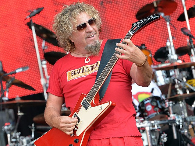 sammy hagar 39 crazy 39 opposition won 39 t give trump a chance to lead. Black Bedroom Furniture Sets. Home Design Ideas