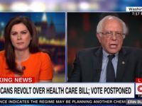 Bernie Sanders Ties Politics to FBI Investigation of His Wife — 'That's Pretty Pathetic'