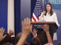 Sarah Huckabee Sanders (Mark WIlson / Getty)