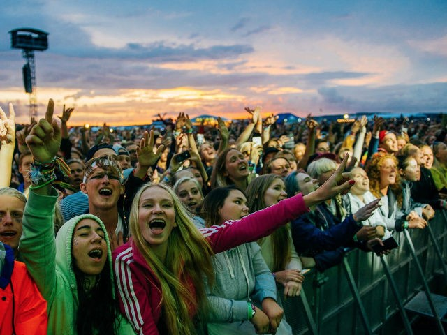 Swedish music festival cancels 2018 event amid sexual assault allegations