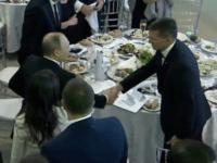 Putin and Flynn meet (Associated Press)