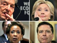 Loretta Lynch, Clinton Campaign, Soros Officials All Caught Up in Senate Probe of Comey Firing
