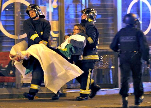 Terror Attack Paris Reuters
