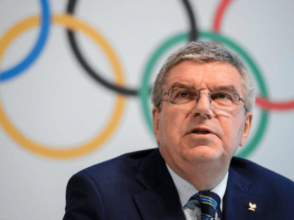 International Olympic Committee (IOC) president Thomas Bach attends a press conference following an Olympic summit on June 21, 2016 in Lausanne.For Russia's track and field stars, the meeting of Olympic executives may offer the last chance to compete at the Games in Rio de Janeiro. Last week, the International Association …