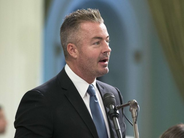 Travis Allen (Rich Pedroncelli / Associated Press)