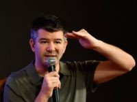Travis Kalanick (Money Sharma / AFP / Getty)