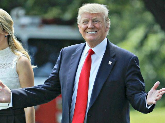 Trump Congrats handel
