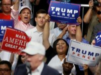 Trump Silent Majority Minorities Reuters