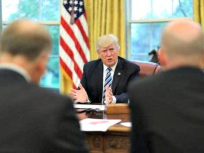 Trump WH Meeting REUTERSCarlos Barria