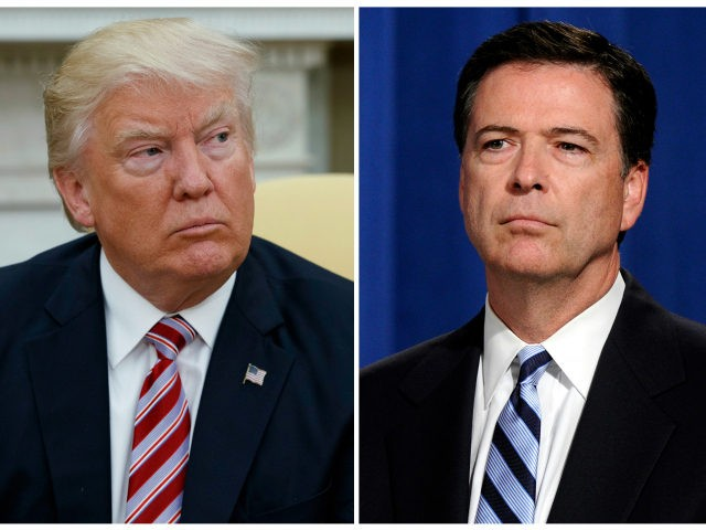 Comey: FBI leadership withheld concerns about Trump interactions from Sessions