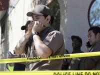UPS shooting (Eric Risberg / Associated Press)