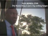 Van Jones Russia Nothing Burger Project Veritas