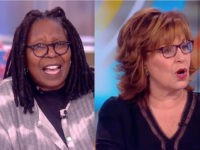 "Thursday on ABC's ""The View,"" while discussing the Trump administration's plan …"