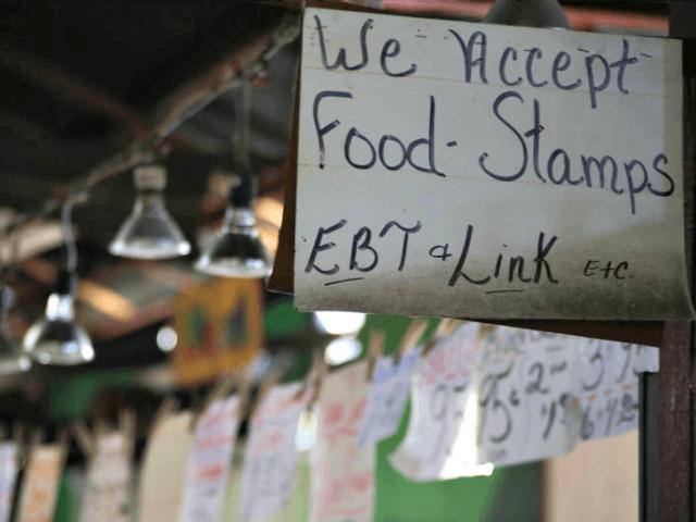 We Accept Food Stamps Sign Flickr Paul Sableman