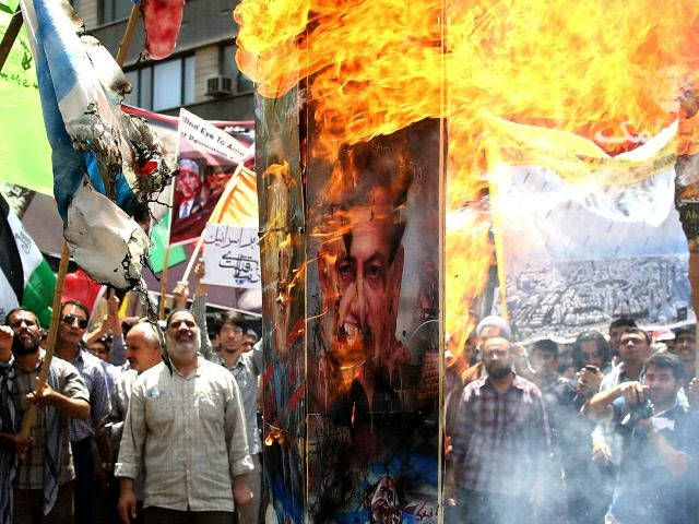 Chants against Saudi Arabia as Iran marks Jerusalem Day