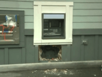 Thieves attempting to steal money from an ATM machine in Washington state botched their planned burglary when they accidentally set the cash they intended to steal on fire, police said.
