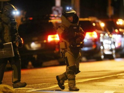 JUNE 5, 2017: MELBOURNE, VIC - (EUROPE AND AUSTRALASIA OUT) A bomb disposal team is on the scene of a shooting at apartment block in Brighton, Melbourne, Victoria. Yacqub Khayre was confirmed as the man involved in the hostage situation and shooting. (Photo by Yuri Kouzmin/Newspix/Getty Images)