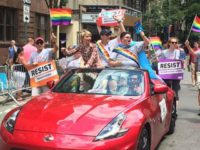 Chelsea Manning Attends NYC Pride Parade Following Prison Release