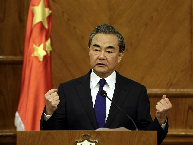 Chinese Foreign Minister: 'Refugees Should Return to Their Homeland' - Breitbart