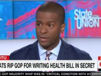 "Sunday on CNN's ""State of the Union,"" CNN contributor Bakari …"