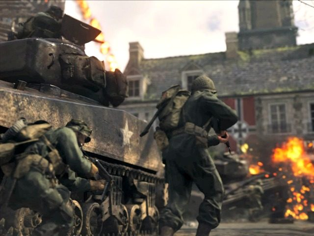 No, Call of Duty is not coming to the Switch this year
