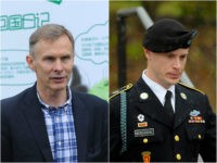 David Rank and Bowe Bergdahl