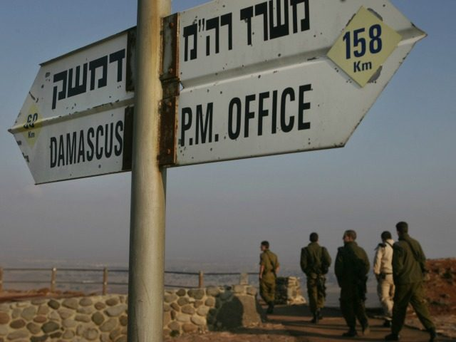 IDF responds to Syrian shell landing in Golan Heights
