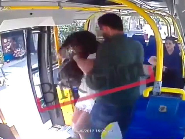 Watch: Turkish Man Allegedly Attacks Woman on Bus for 'Wearing Shorts During Ramadan'