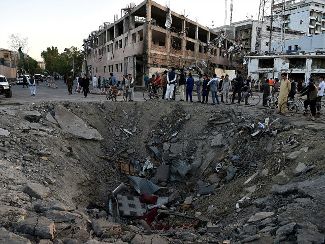 Four people killed after explosions at Kabul funeral