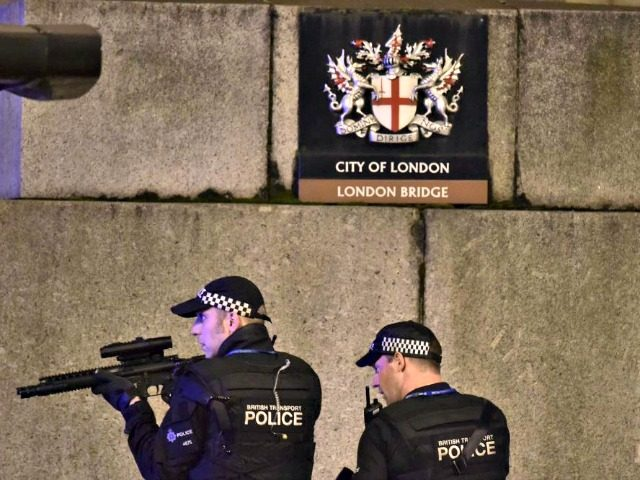 Attacks Near London Bridge Are