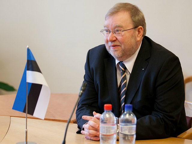 Former PM Estonia Mart Laar