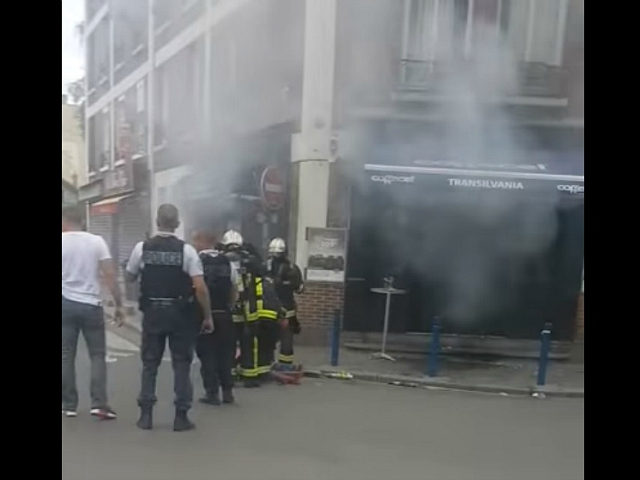 12 Injured After Molotov Cocktail Explodes in Paris Restaurant
