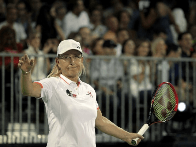 Martina Navratilova wants Melbourne's Margaret Court arena renamed over the Australian tennis player's opposition to same-sex marriage