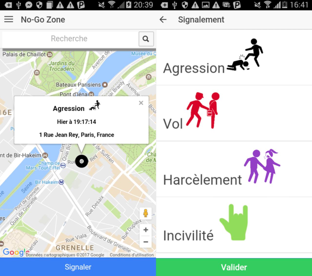 Afbeeldingsresultaat voor app no-go