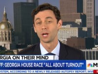 Tuesday on MSNBC, Georgia Democratic congressional hopeful Jon Ossoff, who …