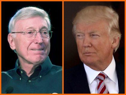 Bernie Marcus / President Donald J. Trump
