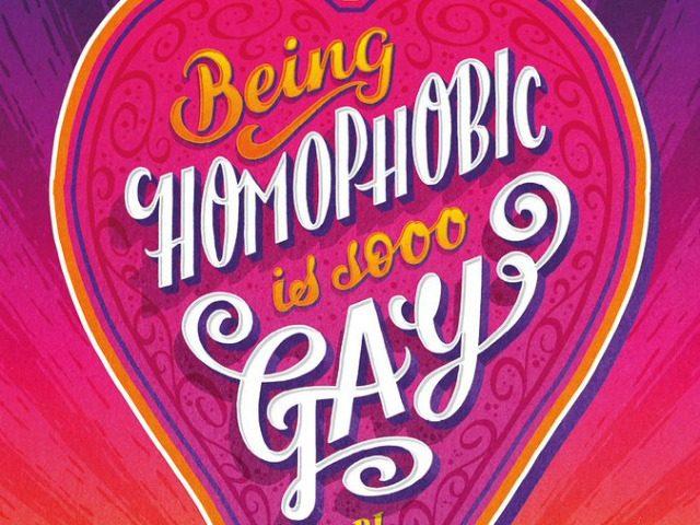 London LGBT Pride Poster