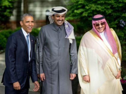 qatar obama saudi