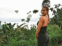 French Fitness Model Rebecca Burger Killed by Exploding Whipped Cream Can