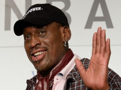 Petition Launched to Remove Dennis Rodman from Basketball Hall of Fame over North Korea Support