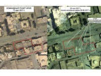 Russia Releases Satellite Photos of Bunker Where Islamic State Leader Allegedly Died